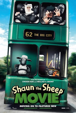 Shaun the Sheep Movie (2015) DVD Release Date