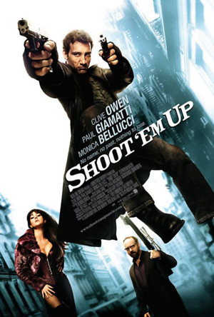 Shoot 'Em Up (2007) DVD Release Date