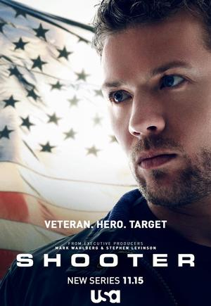 Shooter (TV Series 2016- ) DVD Release Date