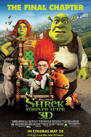 Shrek Forever After (2010) DVD Release Date