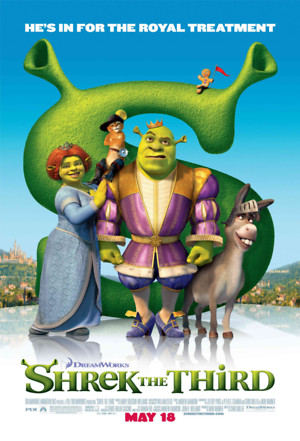 Shrek the Third (2007) DVD Release Date
