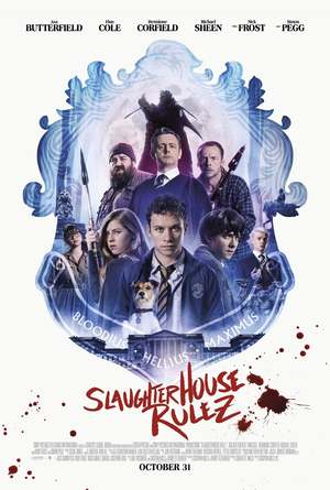 Slaughterhouse Rulez (2018) DVD Release Date