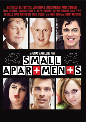 Small Apartments (2012) DVD Release Date