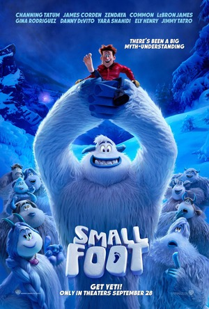 Smallfoot (2018) DVD Release Date