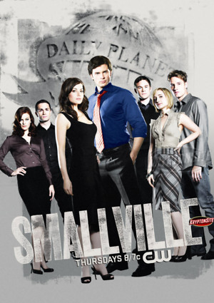 Smallville (TV Series 2001-2011) DVD Release Date