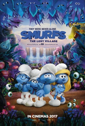 Smurfs: The Lost Village (2017) DVD Release Date