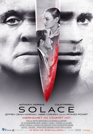 Solace (2015) DVD Release Date