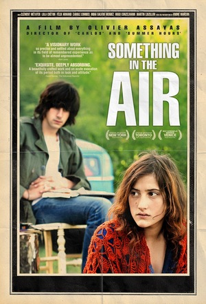 Something in the Air (2012) DVD Release Date