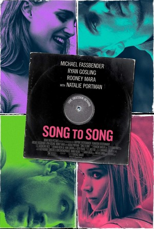 Song to Song (2017) DVD Release Date