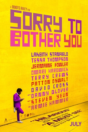 Sorry to Bother You (2018) DVD Release Date