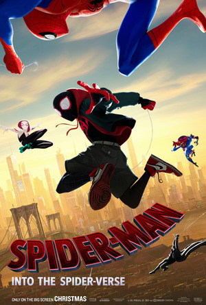 Spider-Man: Into the Spider-Verse (2018) DVD Release Date