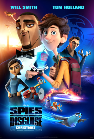 Spies in Disguise (2019) DVD Release Date