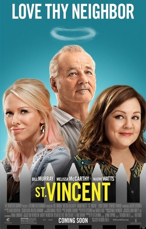 St. Vincent (2014) DVD Release Date