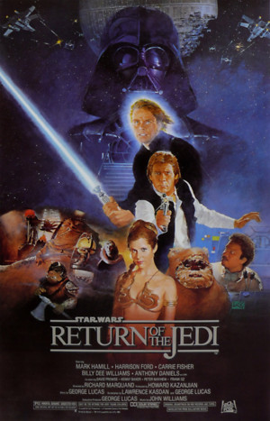 Star Wars: Episode VI - Return of the Jedi (1983) DVD Release Date
