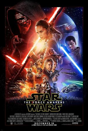 Star Wars Episode VII The Force Awakens (2015) DVD Release Date