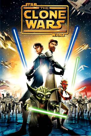Star Wars: The Clone Wars (TV Series 2008-) DVD Release Date