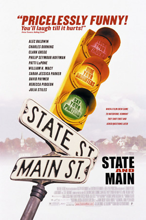 State and Main (2000) DVD Release Date