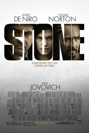 Stone (2010) DVD Release Date