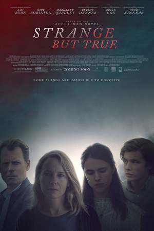 Strange But True (2019) DVD Release Date