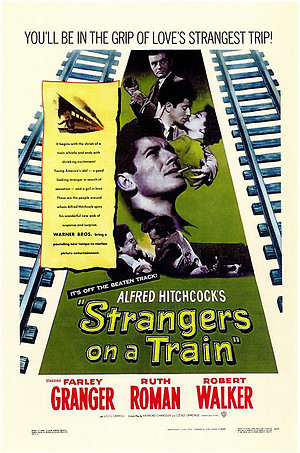 Strangers on a Train (1951) DVD Release Date