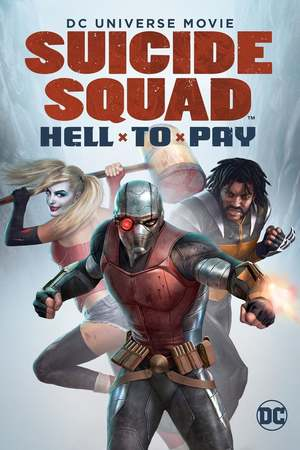 Suicide Squad: Hell to Pay (2018) DVD Release Date