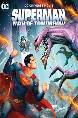 Superman: Man of Tomorrow (2020) DVD Release Date