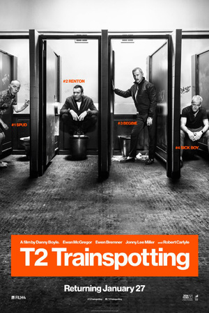 T2 Trainspotting (2017) DVD Release Date