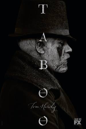 Taboo (TV Series 2017- ) DVD Release Date