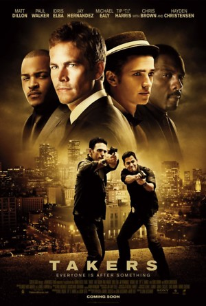Takers (2010) DVD Release Date