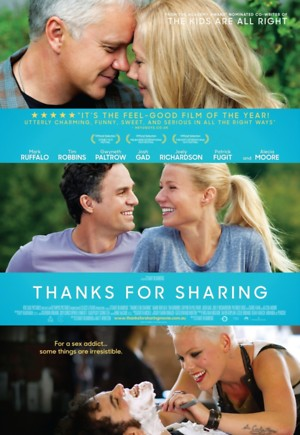 Thanks for Sharing (2012) DVD Release Date