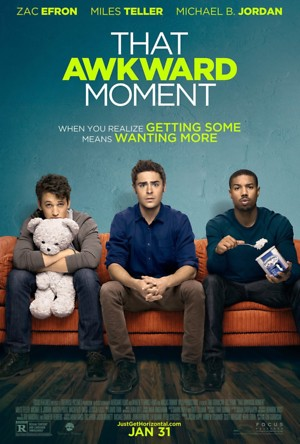 That Awkward Moment (2014) DVD Release Date