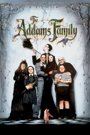 The Addams Family (1991) DVD Release Date