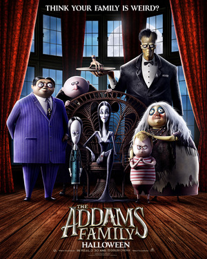 The Addams Family (2019) DVD Release Date