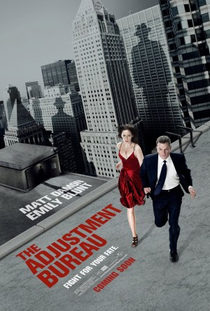 The Adjustment Bureau (2011) DVD Release Date