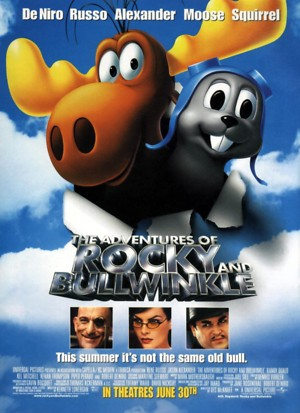 The Adventures of Rocky & Bullwinkle (2000) DVD Release Date