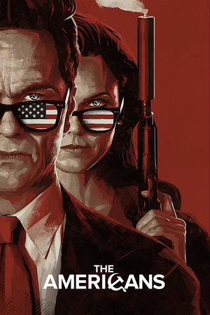The Americans (TV Series 2013- ) DVD Release Date