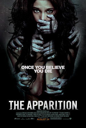 The Apparition (2012) DVD Release Date