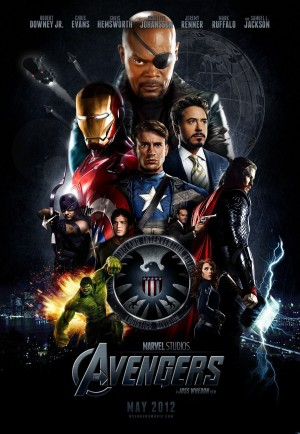 The Avengers (2012) DVD Release Date