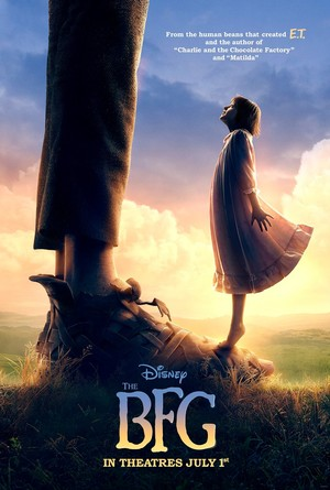 The BFG (2016) DVD Release Date