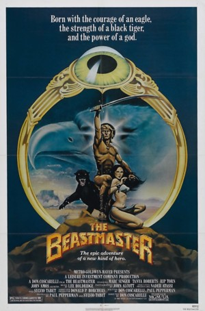 The Beastmaster (1982) DVD Release Date
