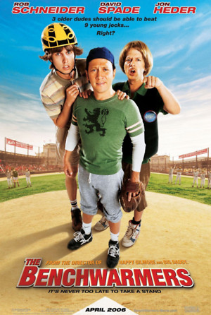 The Benchwarmers (2006) DVD Release Date