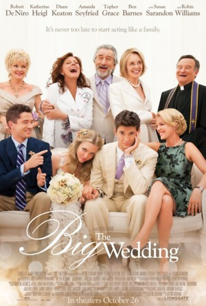 The Big Wedding (2013) DVD Release Date