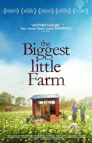 The Biggest Little Farm (2018) DVD Release Date