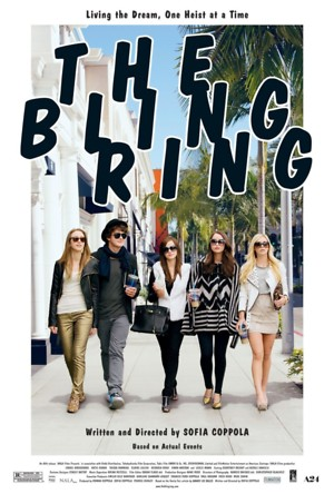The Bling Ring (2013) DVD Release Date