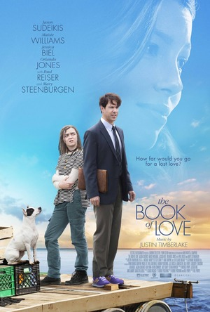 The Book of Love (2016) DVD Release Date