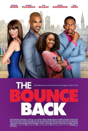 The Bounce Back (2016) DVD Release Date