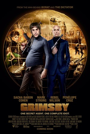 The Brothers Grimsby (2016) DVD Release Date