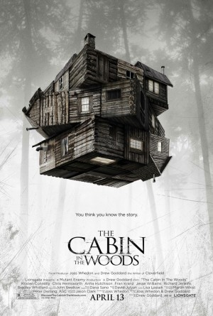 The Cabin in the Woods (2011) DVD Release Date