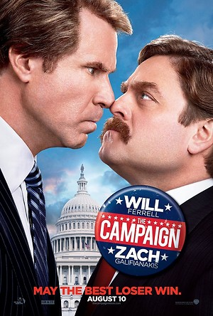 The Campaign (2012) DVD Release Date