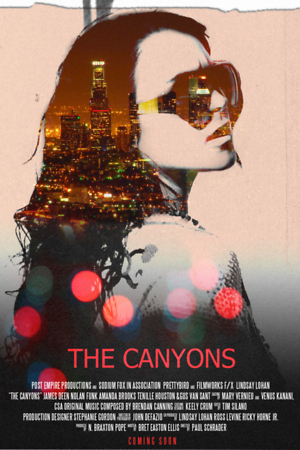 The Canyons (2013) DVD Release Date